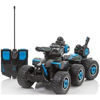 Remote Control Water Cannon Car 6 Wheels