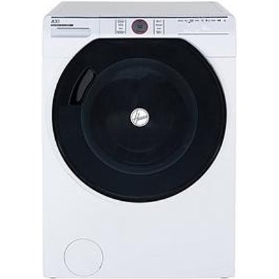 Hoover Axi Awmpd610Lh8 10Kg Load, 1600 Spin Washing Machine With Ai Technology - White/Tinted