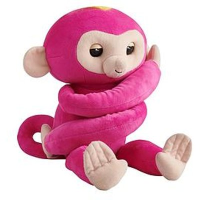 Fingerlings Hugs&Trade; Monkey (Pink)