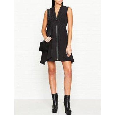 Allsaints Jayda Sleeveless Dress - Black