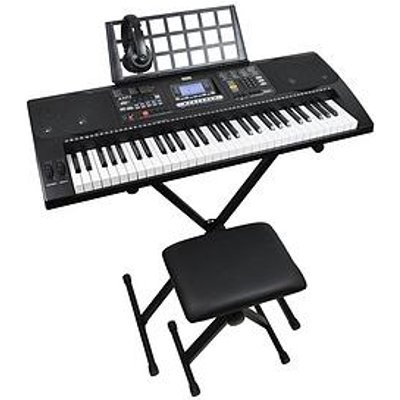 Axus Axus Digital Axp2 Portable Keyboard Pack With Free Online Music Lessons