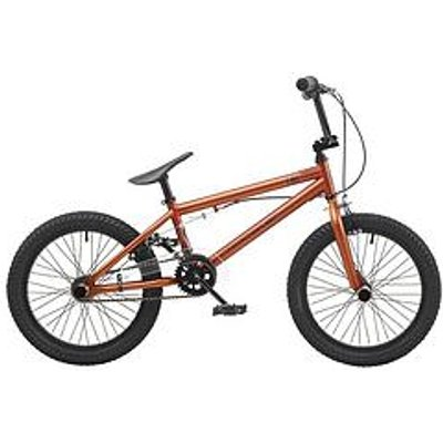 Rooster Rooster Core 9.5 Inch Frame 18 Inch Wheel Bmx Bike Matte Copper