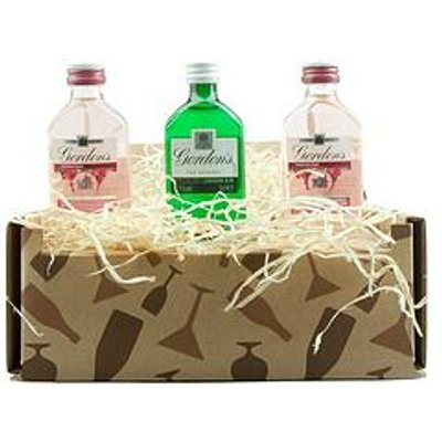 Gordons Miniature Gordons Pink Gin Trio In A Gift Box