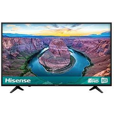 Hisense H43Ae6100Uk, 43 Inch, 4K Ultra Hd, Hdr, Freeview Play, Smart Tv