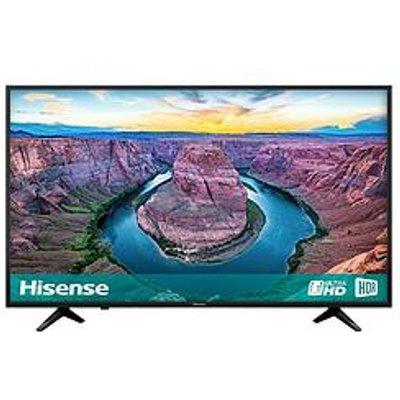 Hisense H50Ae6100Uk, 50 Inch, 4K Ultra Hd, Hdr, Freeview Play, Smart Tv
