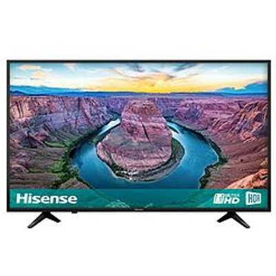 Hisense H65Ae6100Uk, 65 Inch, 4K Ultra Hd, Hdr, Freeview Play, Smart Tv