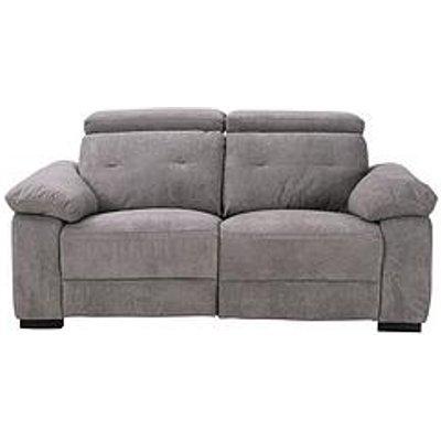 Bowen Fabric 2 Seater Power Recliner Sofa