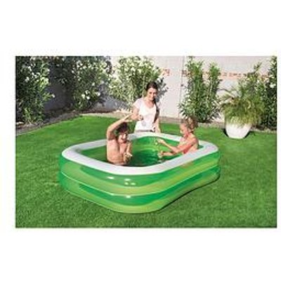 Bestway Swim N' Play Rectangular Pool