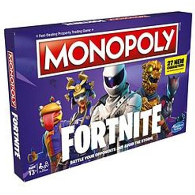 Fortnite Monopoly Fortnite Edition Board Game