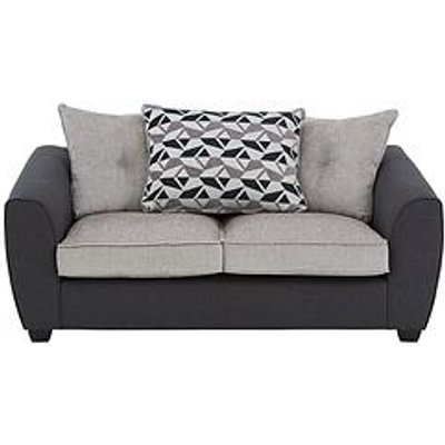 Juno Fabric Compact Scatter Back 3 Seater Sofa