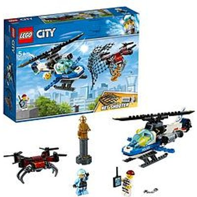 Lego City 60207 Sky Police Drone Chase