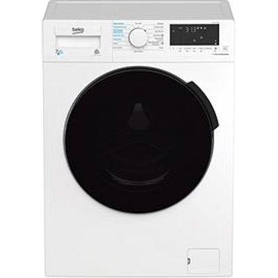Beko Wdb7426R1W 7Kg Wash, Dry 4Kg, 1200 Spin Washer Dryer - White