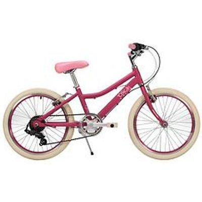 Raleigh Chic 20 Inch Wheel Girls Bike