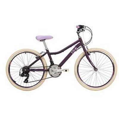 Raleigh Chic 24 Inch Wheel Girls Bike