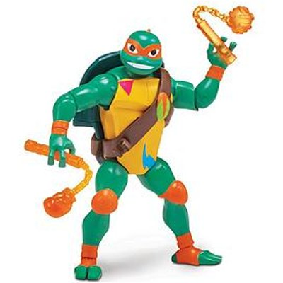 Teenage Mutant Ninja Turtles The Rise Of The Teenage Mutant Ninja Turtles Basic Action Figures - Storage Mikey