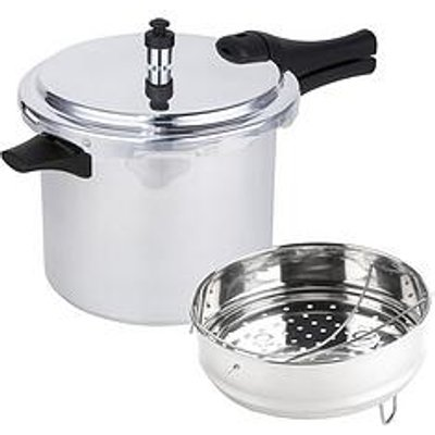 Prestige 6-Litre Pressure Cooker With Accessories