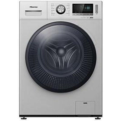 Hisense Wfbl7014Vs 7Kg Load, 1400 Spin Washing Machine - Silver