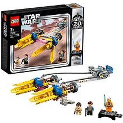 Lego Star Wars 75258 Anakin&Rsquo;S Podracer 20Th Anniversary Edition
