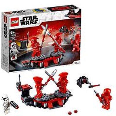 Lego Star Wars 75225 Elite Praetorian Guard&Trade; Battle Pack