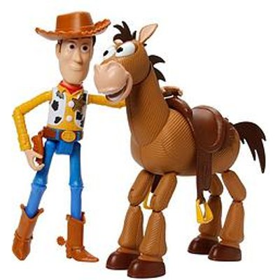 Toy Story Woody And Bullseye Adventure Pack