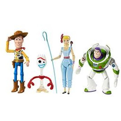 Toy Story 7-Inch Figure 4-Pack