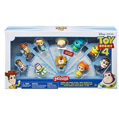 Toy Story Minis Ultimate New Friends 10-Pack