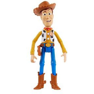 Toy Story True Talkers Woody 7-Inch Action Figure