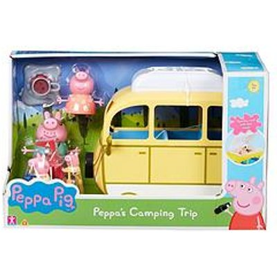 Peppa Pig Camping Trip Play Set