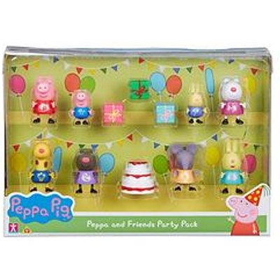 Peppa Pig Peppa & Friends Party Pack