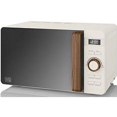 Swan 20L Nordic Digital Microwave - White