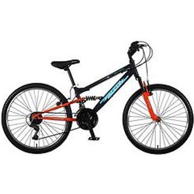 Falcon Neutron Boys Bike 24 Inch Wheel