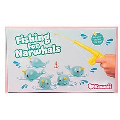 Narwhal Fishing Game