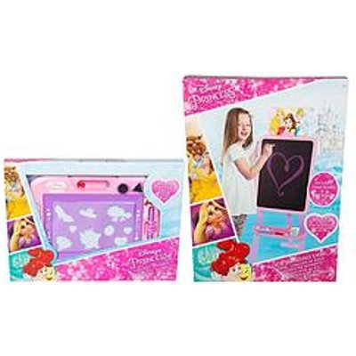 Disney Princess Princess Scribbler And Double Sided Easel