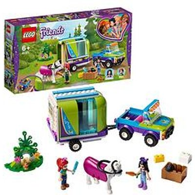 Lego Friends 41371 Mia&Rsquo;S Horse Trailer Stable Set
