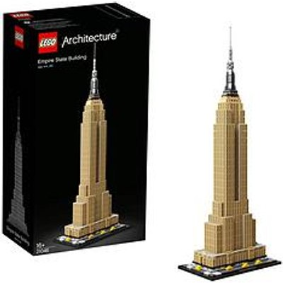 Lego Architecture 21046 Empire State Building Model