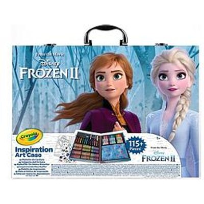 Crayola Inspirationsl Art Case Frozen 2