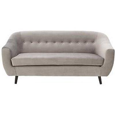 Lavina Fabric 3 Seater Sofa