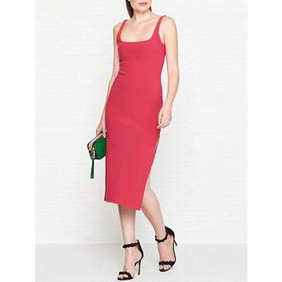 Bec & Bridge Valentine Midi Dress - Pink