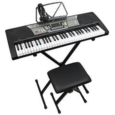 Axus Axp10 Keyboard Starter Pack With Free Online Music Lessons