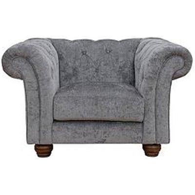 Regent Fabric Armchair