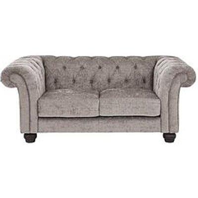 Regent Fabric 2 Seater Sofa