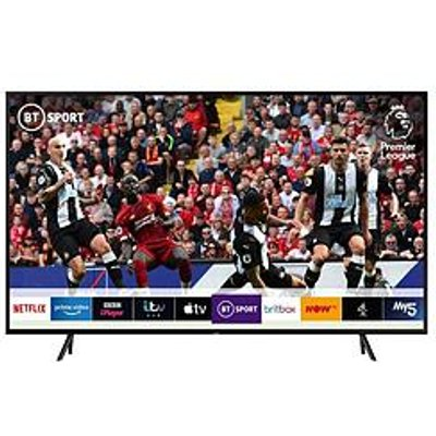 Samsung Qe55Q60 55 Inch, Qled 4K Ultra Hd Certified Hdr 1000 Smart Q60 Tv