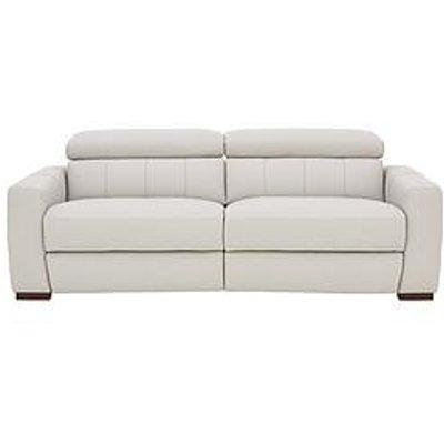 Violino Loire Premium Leather 3 Seater Power Recliner Sofa