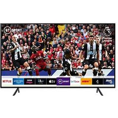 Samsung Ue43Ru7100 (2019) 43 Inch, Ultra Hd 4K Certified, Hdr, Smart Tv