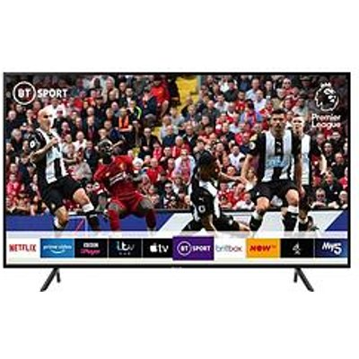 Samsung Ue75Ru7100 (2019) 75 Inch, Ultra Hd 4K Certified, Hdr, Smart Tv