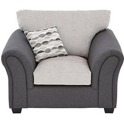 Quartz Fabric Compact Armchair