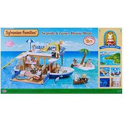 Sylvanian Families Sylvanian Families Seaside Cruiser House Boat
