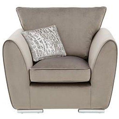 Aspire Fabric Armchair