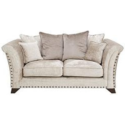 Caprera Fabric 2 Seater Scatter Back Sofa