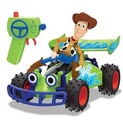 Toy Story Woody Rc Turbo Buggy